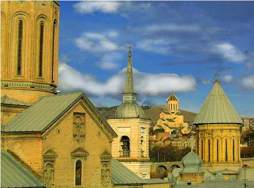 40.The Tbilisi complex of churches